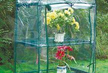 Теплицы / Различные теплицы для рассады и выращивания урожая