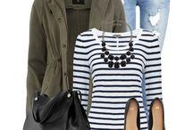 Fashion / What I'd love to wear. / by Elena Herrera