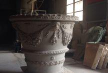 Work in progress / Work in progress pots