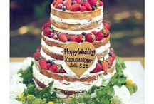 ウェディングケーキ* Wedding Cake