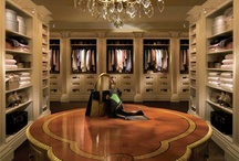 Exquisite Dressing Rooms / by Madam Ambassador ♛