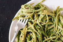 Pestos / Pesto recipes