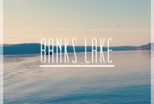 BANKS LAKE.  / by Kylee Dodd