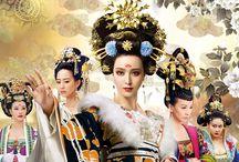 We Mei Niang, Empress of Chaina;Fan Bingbing