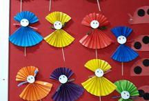 Cupcake liner craft ideas