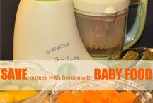 DIY FOOD TRIPS FOR BABIES / Nutritious food for your baby. ❤️ More tips at  www.3beesandme.com