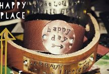 A Happy Place, LLC. / happycamperjewelry.com / by Brooke Lefers