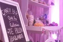 Candy Bar Wedding & Events