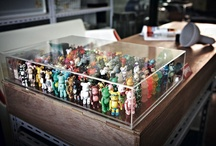 plastic characters world