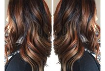 hair styles and colors / Wedding hair styles. and colors
