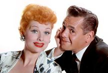 Lucille Ball & Desi Arnaz☆ / by Kathy