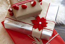 Packaging / Pacchetti regalo