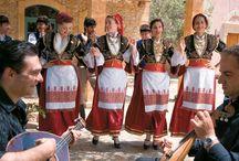 Costumes of Crete