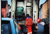 Garbage Truck Mob