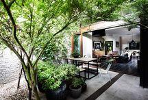 avlu / courtyard