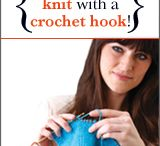 Crafts: Knooking patterns