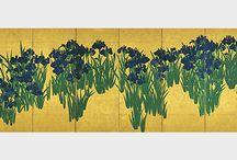Japonism / Mainly Japanese arts, landscapes.