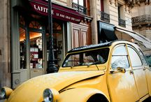 Любовь к Парижу