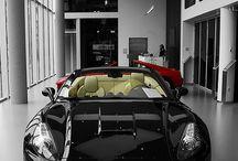 Garage / rides
