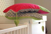 Pokój dla dziecka / Pomysły jak urządzić pokój dla najmłodszych.