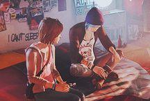 video games / life is strange, undertale + nintendo games