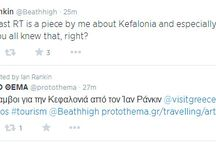 they wrote about Cephalonia!