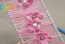 FORCELLA / FORCELLA HAIRPIN LACE