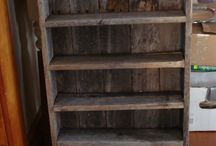 Built with Barnwood / Awesome stuff made out of Barnwood and other Reclaimed Wood.