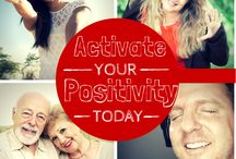 Positivity for Better Living / Positivity has been proven in nearly 300 scientific studies on over 275,000 people to enhance success in life and business. It broadens your mind, increases resources, reduces stress and anxiety, lowers blood pressure, melts away muscle tension, eliminates headaches and migraines, builds resilience, boosts confidence and motivation, increases positive social interactions, warms the heart, magnetises good people to you, and so much more!
