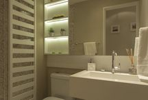 Misafir odası banyo