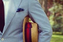 dashing man fashion / by Carmella Von Thaden