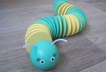 Игрушки / Развивающие игрушки ручной работы