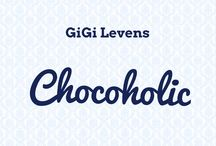 Food of the Gods / Because you cannot go wrong with chocolate...