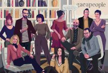 Blogosfera / Aquí están los Blogs en los que colaboro y aquellos de y con los que aprendo