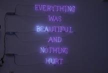 Words of wisdom / by Hannah Jones