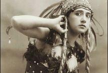 Ballets rusos. fotografías