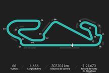 F1 en México / El esperado regreso del Gran Premio de México. #GPMexico #F1