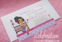 Polka Dots Baby Shower Printables / These were a Hit at My Sister's Baby Shower :)