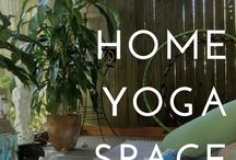 Home Yoga & Meditation Space