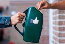 Opdracht GLU / Over de opdracht van social media