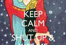 Keep calm Monika / Keep Monika Calm
