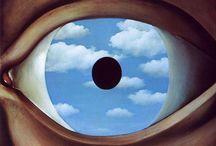 Tips!! / Färglära och realism med försök till irisens väg mot surrealism.