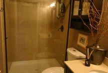 Bryn's new bathroom / by Amber Windsor