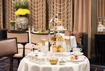 Afternoon Tea at The Wellesley / A celebrated experience in our Jazz Lounge, we invite you to discover and delight in The Wellesley Afternoon Tea.
