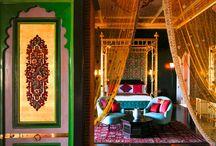India style interior