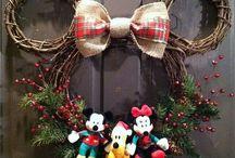 Christmas Disney crafts
