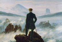 Caspar David Friedrich / Romanticismo