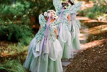 Midsummer Night's Dream Wedding Inspiration / Inspiration for brides that are planning a Midsummer night's dream wedding theme