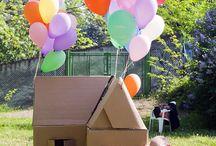 Birthday party ideas / For Felicity / by Rebecca Latta