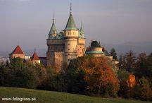 Zámok Bojnice / Bojnice Castle